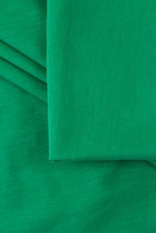 Dzianina jersey wiskozowy - malachitowy - 175cm 170g/m2 thumbnail