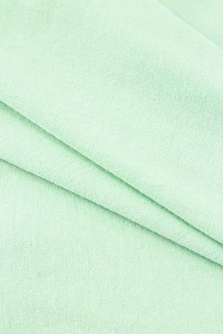 Dzianina jersey bawełniany miętowy - 155cm 190g/m2 thumbnail
