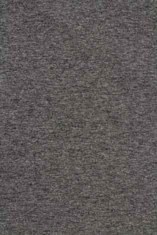Dzianina jersey wiskozowy - ciemnoszary melanż - 180cm 200g/m2 thumbnail