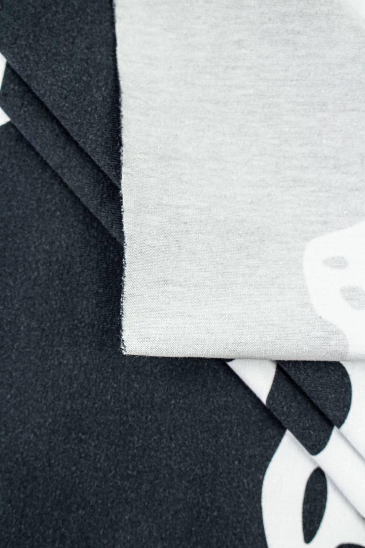 Dzianina jersey  bawełniany organiczny chrupki SNACK - 160cm 210g/m2