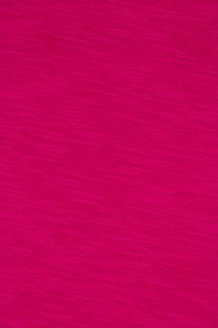 Dzianina jersey bawełniany melanż płomyk - fuksja - 160cm 140g/m2 thumbnail