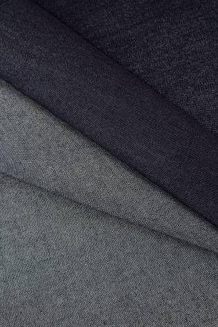 Tkanina jeans granatowa 150cm 300g/m2 thumbnail