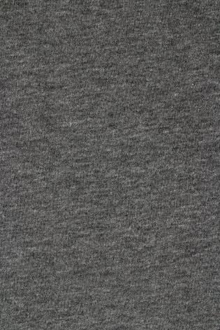 Dzianina dresówka pętelka ciemnoszary melanż - 180cm 340g/m2 thumbnail
