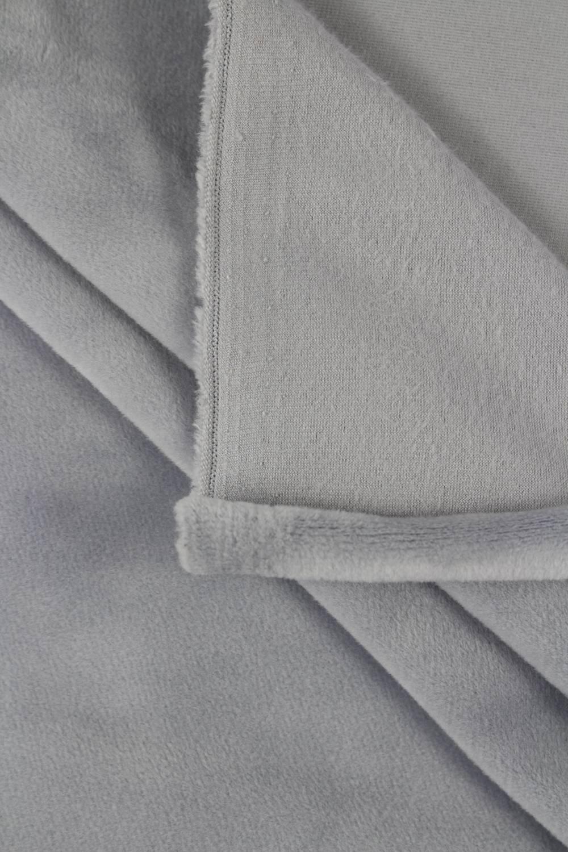 Welur aksamitny elastyczny stalowy 165 cm 290 g/m2