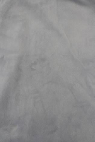 Welur aksamitny elastyczny stalowy 165 cm 290 g/m2 thumbnail