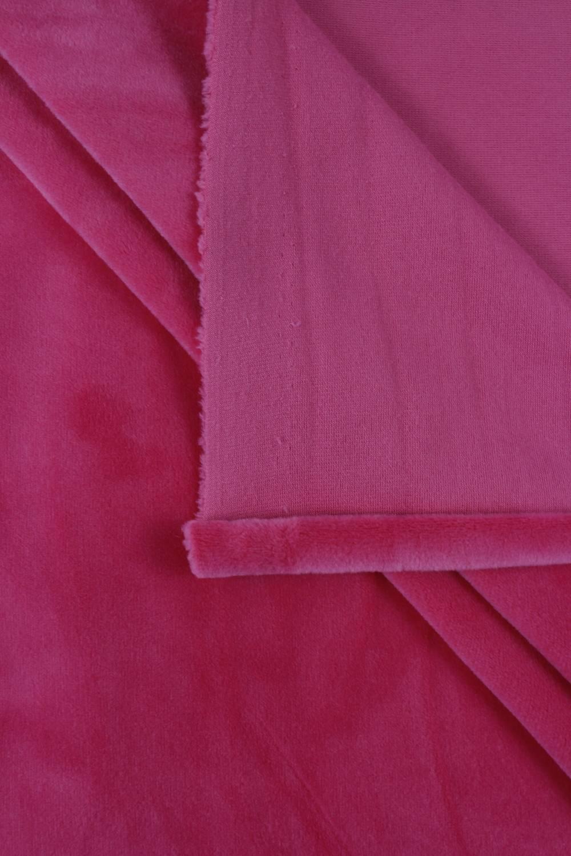 Welur aksamitny elastyczny barbie 165 cm 290 g/m2