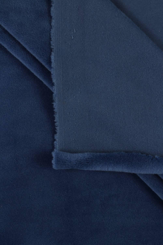 Welur aksamitny elastyczny jeansowy 165 cm 290 g/m2