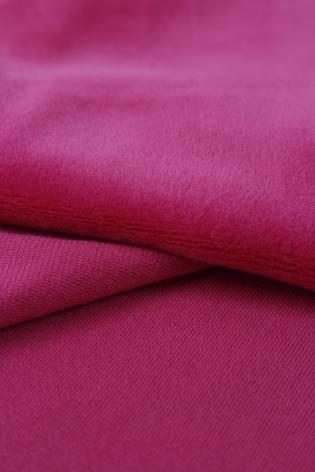 Welur aksamitny elastyczny różowy 165 cm 290 g/m2 thumbnail