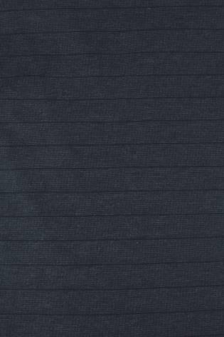 Dzianina dresówka pętelka grafitowy melanż w paski 100 cm/200 cm 230 g/m2 thumbnail