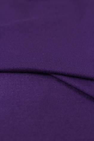 Dzianina jersey wiskozowy fioletowy 150 cm 220 g/m2 thumbnail