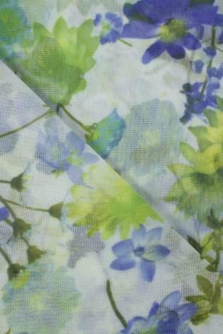 copy of Fabric - Tulle - Rigid - Navy Blue - 160 cm - 30 g/m2 thumbnail