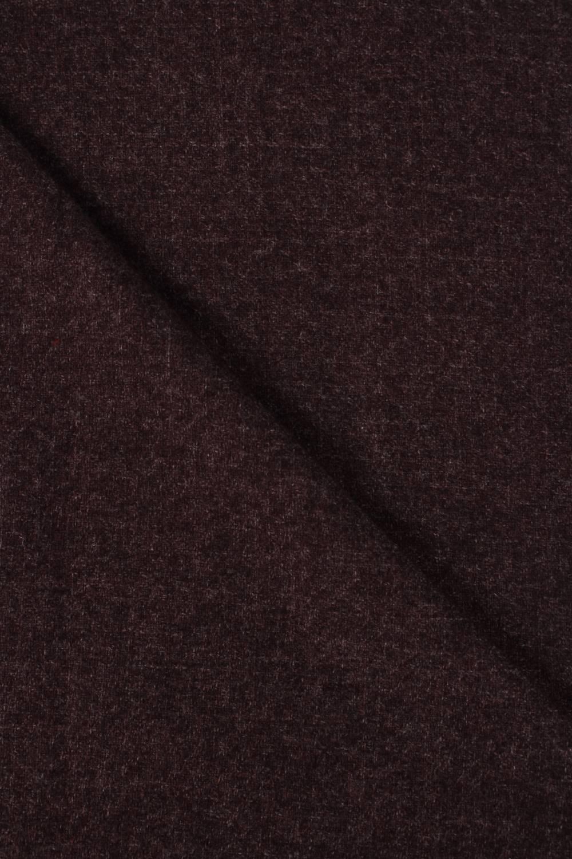 Tkanina płaszczowa strukturalna bordowa 155 cm 300 g/m2