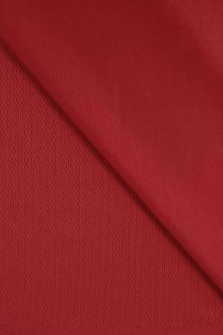 Dzianina sportowa perforowana czerwona 160 cm 170 g/m2 thumbnail