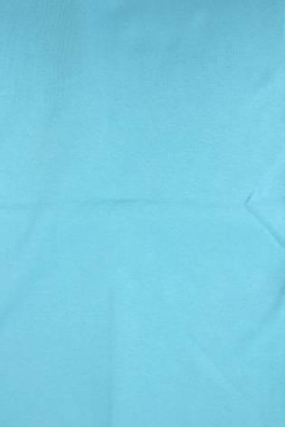 Dzianina interlock 100% bawełna turkusowy 150 cm 230 g/m2 thumbnail