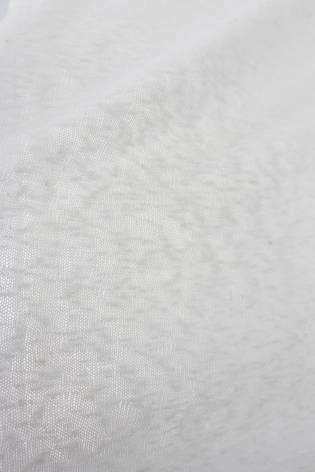 Dzianina sweterkowa śmietankowa transparentna 150 cm 140 g/m2 thumbnail
