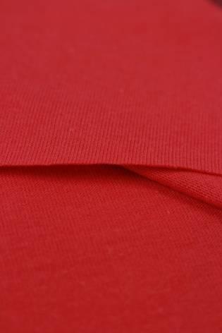 Jersey bawełniany czerwony ważki 160 cm 160 g/m2 thumbnail