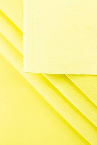 Knit - Scuba/Foam - Sun Yellow - 155 cm - 350 g/m2 thumbnail