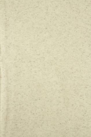 Dresówka drapana konopna beżowy melanż 180 cm 290 g/m2 thumbnail