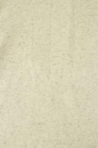 Dresówka pętelka konopna beżowy melanż 185 cm 250 g/m2 thumbnail