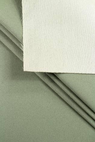 Tkanina stretch na piance - khaki - 150cm 250g/m2 thumbnail