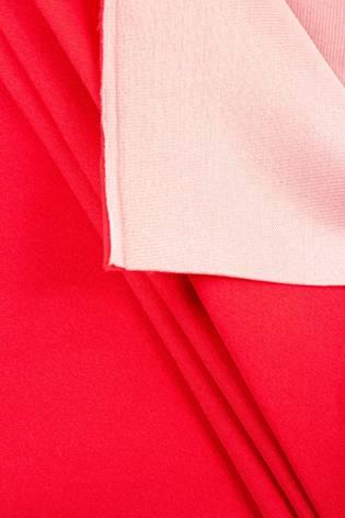 Tkanina stretch na piance - malinowy - 150cm 250g/m2 thumbnail