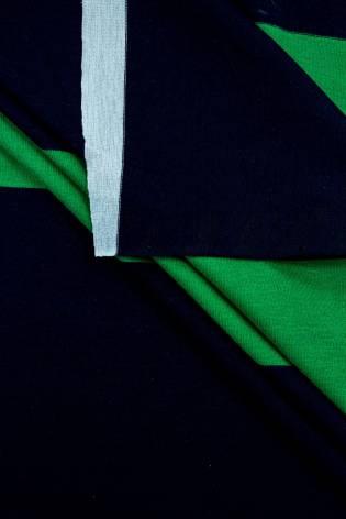 Dzianina jersey w kolorowe paski - 150cm 170g/m2 thumbnail