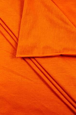 Dzianina jersey - pomarańcz - 165cm 155g/m2 thumbnail