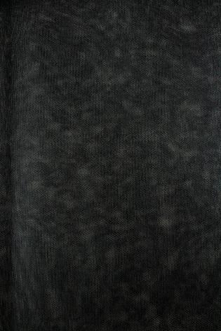 Fabric - Tulle - Rigid - Black - 160 cm - 30 g/m2 thumbnail
