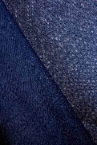 Fabric - Tulle - Rigid - Navy Blue - 160 cm - 30 g/m2 thumbnail
