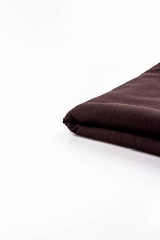 Sweatshirt knit brushed brown - 100 / 200cm - 280g / m2 thumbnail