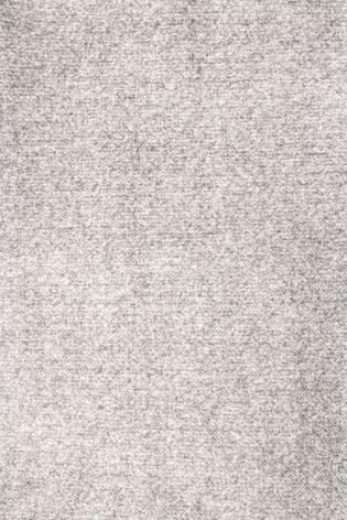 Tkanina wełniana flausz jasnoszary melanż 150cm 400g/m2 thumbnail