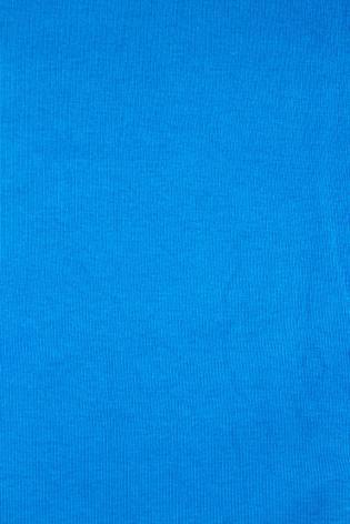 Dzianina dresowa pętelka - smerfowy - 175cm 300g/m2 thumbnail