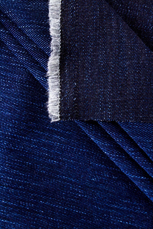 Tkanina jeansowa - granatowy - 150cm 410g/m2