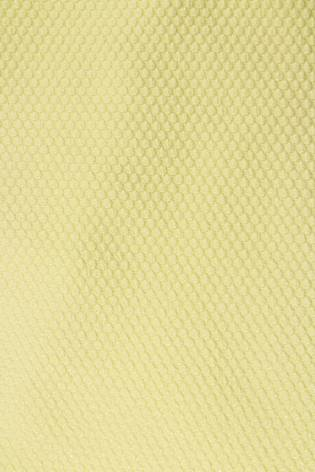 Dzianina strukturalna z brokatem - żółty - 150cm 180g/m2 thumbnail