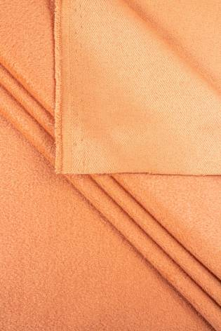 Fabric - Alpaca Fleece - Peach - 150 cm - 450 g/m2 thumbnail