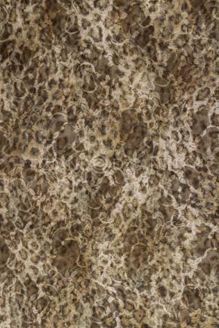 Fabric - Lace - Leopard Pattern - 145 cm - 100 g/m2 thumbnail