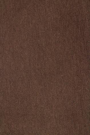 Knit - Punto Jersey - Chocolate - 140 cm - 310 g/m2 thumbnail