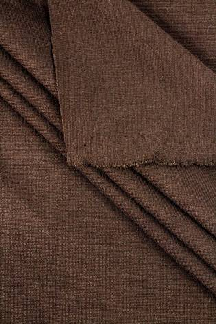 Dzianina punto czekoladowy - 140cm 310g/m2 thumbnail