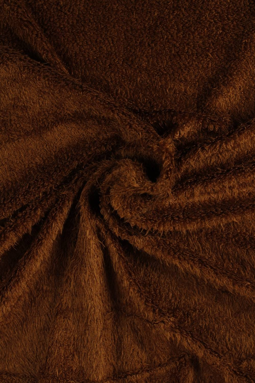 Knit - Boucle - Brown - 2 rm (Pre-cut)