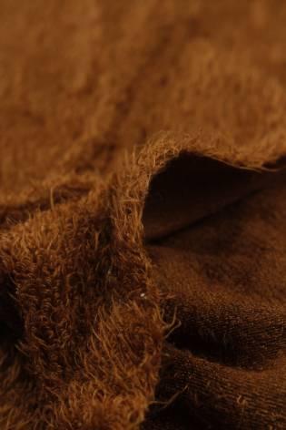 Knit - Boucle - Brown - 2 rm (Pre-cut) thumbnail