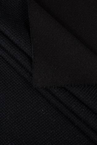 Knit - Structural - Black...