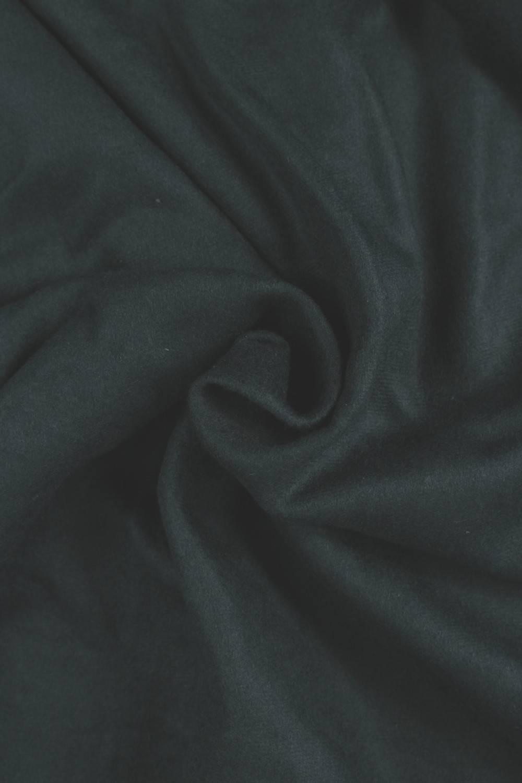 Dzianina żakardowa zielona z meszkiem KUPON 2MB