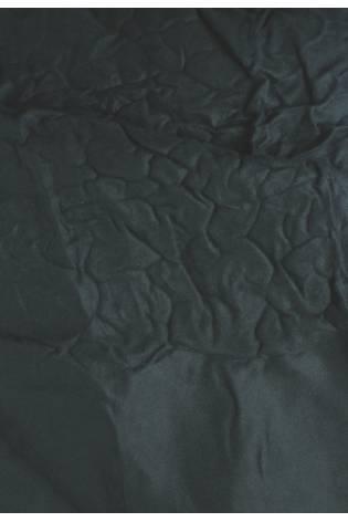 Dzianina żakardowa zielona z meszkiem KUPON 2MB thumbnail