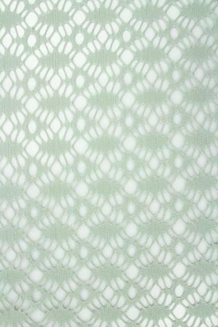 Koronka bawełniana - miętowa - 175cm 100g/m2 thumbnail