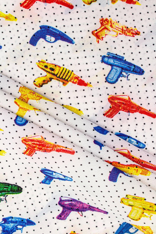 Fabric - Koshibo - Alien Guns - 150 cm - 100 g/m2
