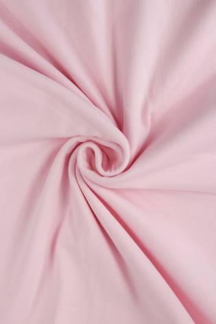 Dzianina jersey baby pink w...