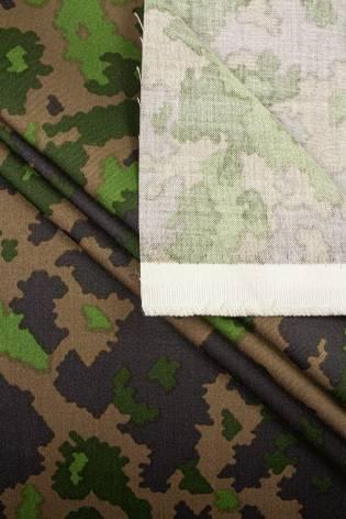 Fabric - Cotton - Digital...