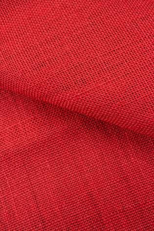 Fabric - Jute - Red - 130...