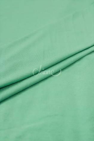 Dzianina jersey wiskozowy miętowy - 150cm 180g/m2 thumbnail