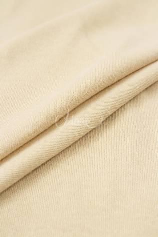 Dzianina Jersey interlock 100% bawełna pudrowy - 140cm 240g/m2 thumbnail